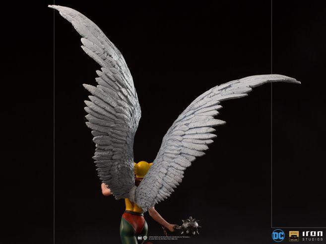 Iron Studios - DC Comics - Hawkgirl - 11