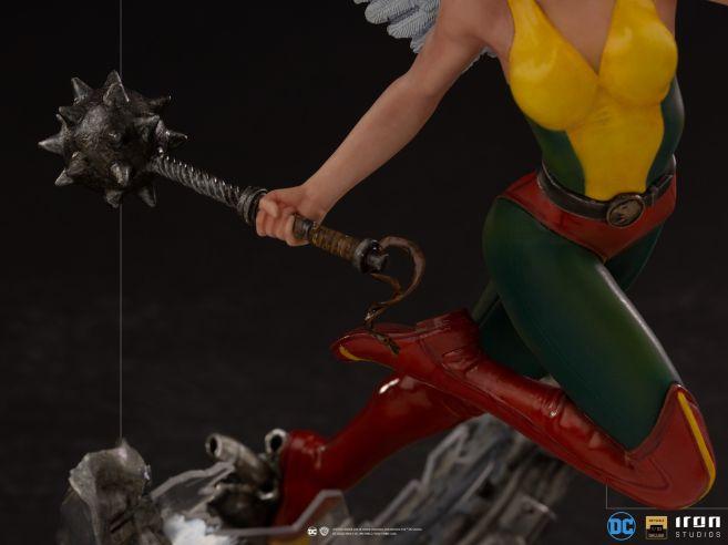 Iron Studios - DC Comics - Hawkgirl - 12