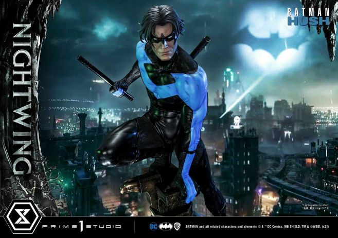 Prime 1 Studio - Batman Hush - Nightwing - 06