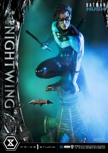 Prime 1 Studio - Batman Hush - Nightwing - 08