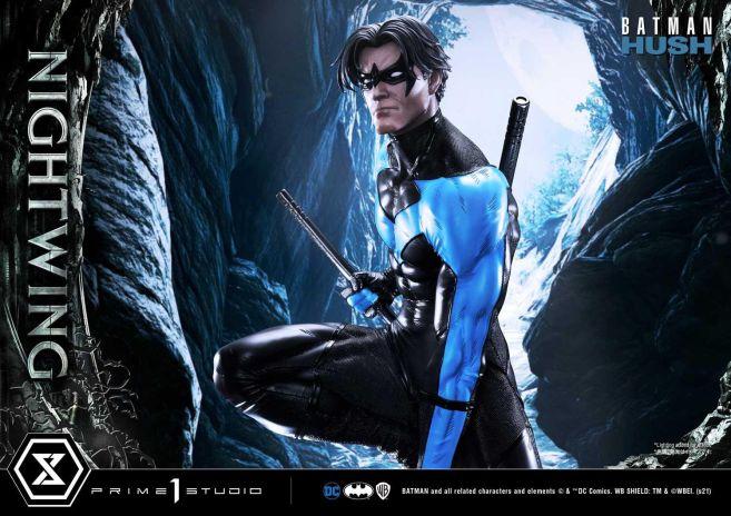 Prime 1 Studio - Batman Hush - Nightwing - 14