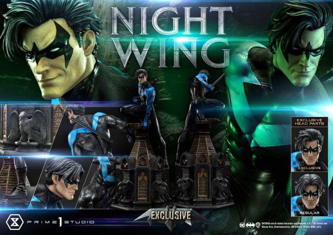 Prime 1 Studio - Batman Hush - Nightwing - 50