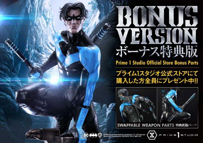 Prime 1 Studio - Batman Hush - Nightwing - 51