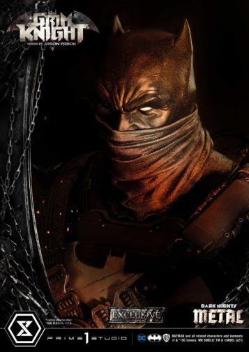 Prime 1 Studio - Dark Knights Metal - Grim Knight - 18