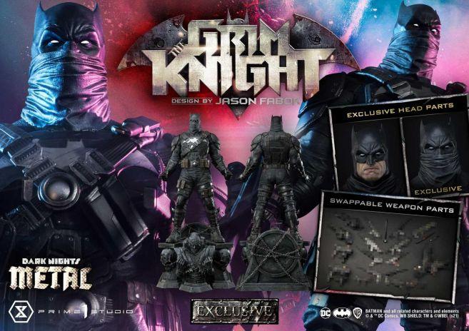 Prime 1 Studio - Dark Knights Metal - Grim Knight - 29