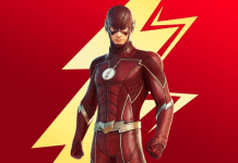 Fortnite - The CW - The Flash - Featured - 01