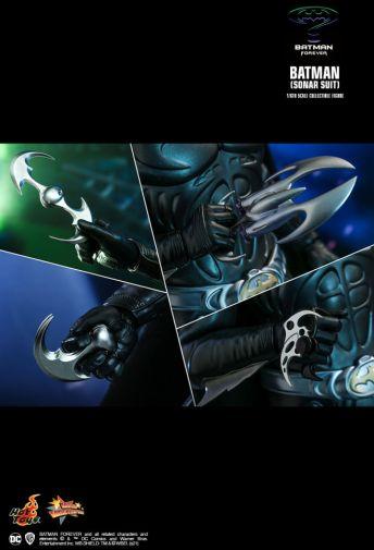 Hot Toys - Batman Forever - Sonar Suit Batman - 18