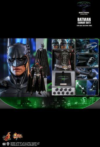 Hot Toys - Batman Forever - Sonar Suit Batman - 19