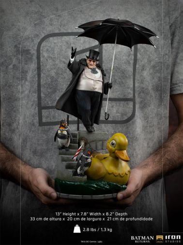 Iron Studios - Batman Returns - Penguin - 14