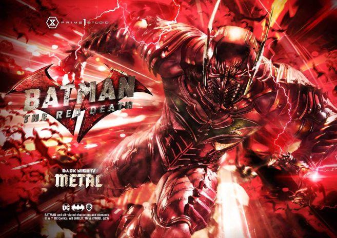 Prime 1 Studio - Dark Nights Metal - The Red Death - 01
