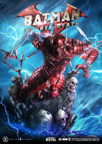 Prime 1 Studio - Dark Nights Metal - The Red Death - 02