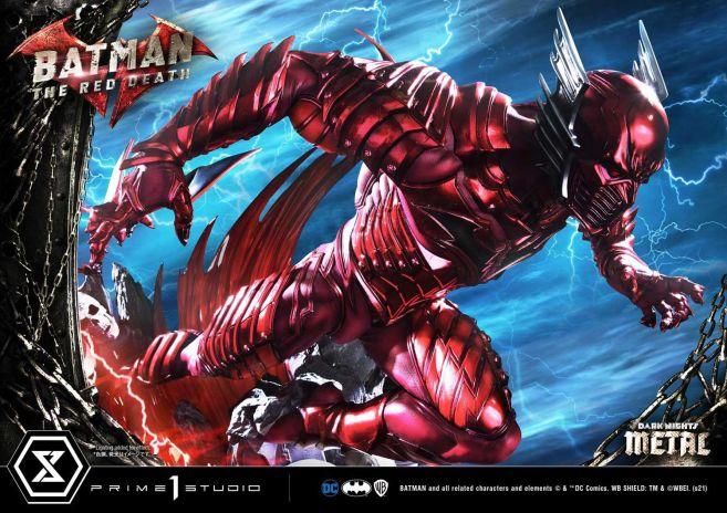 Prime 1 Studio - Dark Nights Metal - The Red Death - 06
