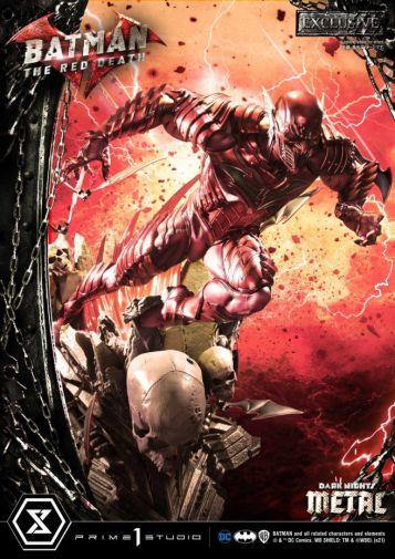 Prime 1 Studio - Dark Nights Metal - The Red Death - 07