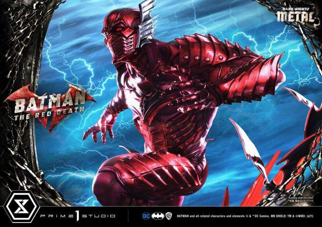 Prime 1 Studio - Dark Nights Metal - The Red Death - 09