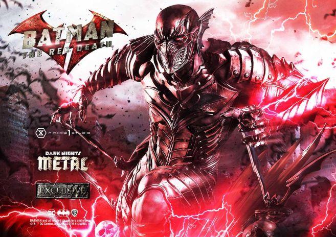 Prime 1 Studio - Dark Nights Metal - The Red Death - 11