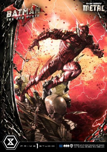 Prime 1 Studio - Dark Nights Metal - The Red Death - 17