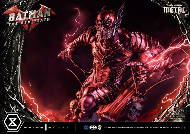 Prime 1 Studio - Dark Nights Metal - The Red Death - 20