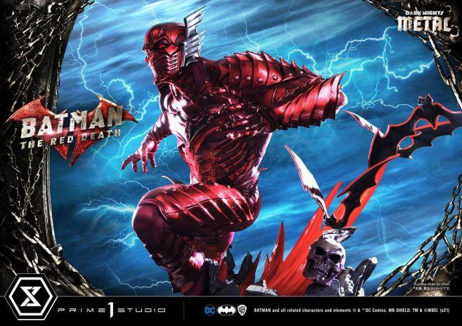 Prime 1 Studio - Dark Nights Metal - The Red Death - 25