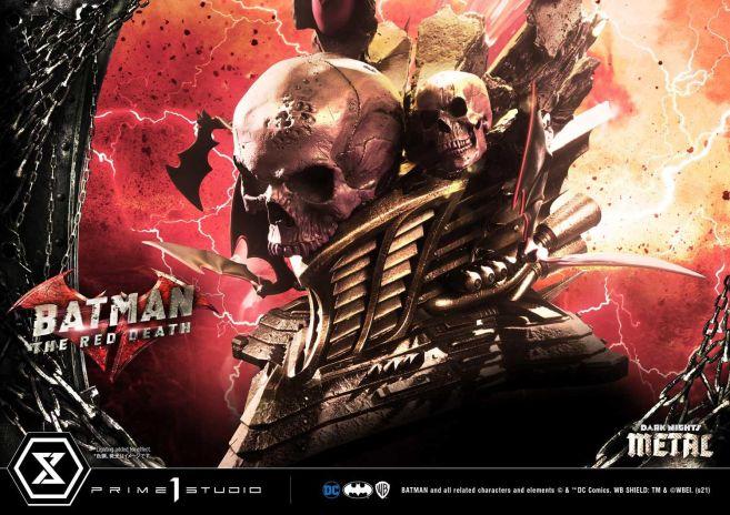 Prime 1 Studio - Dark Nights Metal - The Red Death - 27