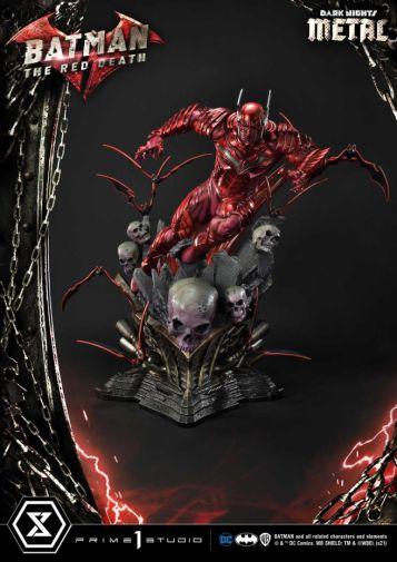 Prime 1 Studio - Dark Nights Metal - The Red Death - 29
