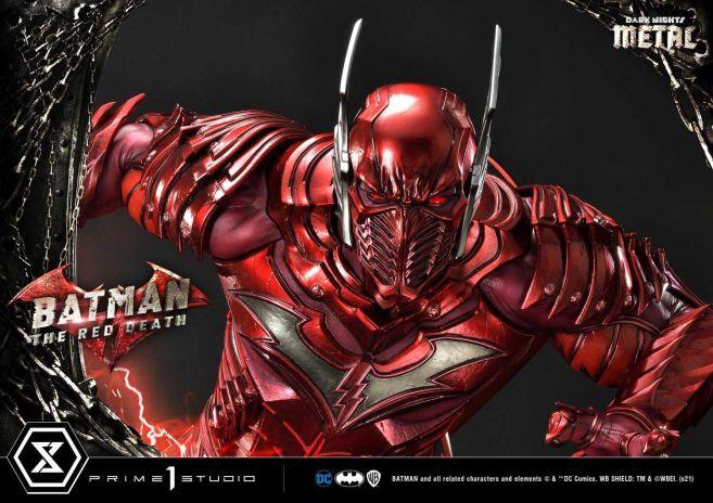 Prime 1 Studio - Dark Nights Metal - The Red Death - 36