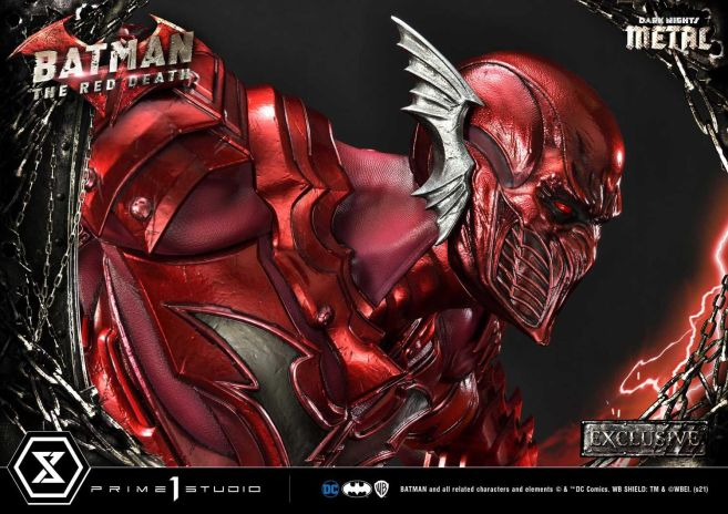 Prime 1 Studio - Dark Nights Metal - The Red Death - 38