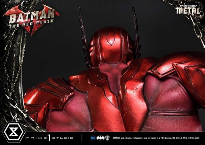 Prime 1 Studio - Dark Nights Metal - The Red Death - 44