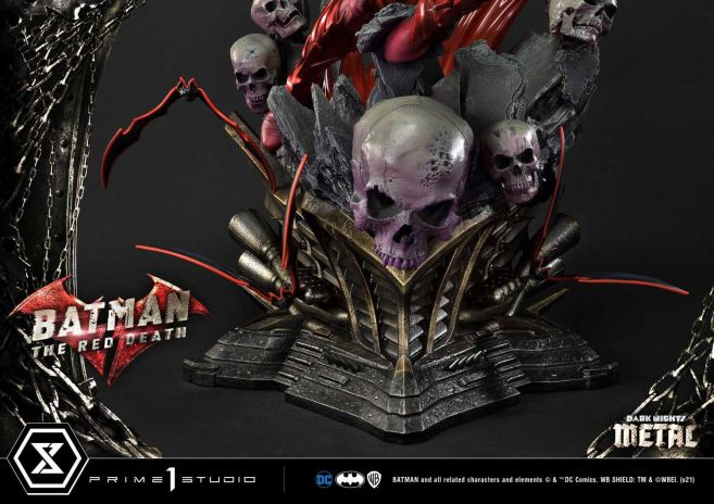 Prime 1 Studio - Dark Nights Metal - The Red Death - 50