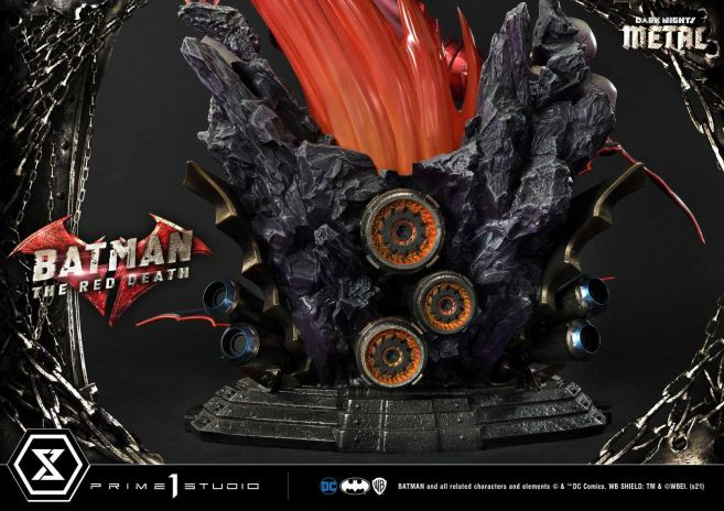 Prime 1 Studio - Dark Nights Metal - The Red Death - 53