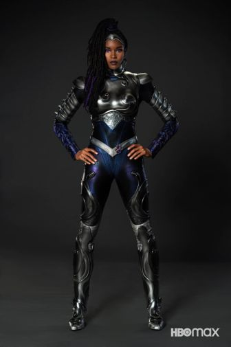Titans - Season 3 - Blackfire - Costume - 01