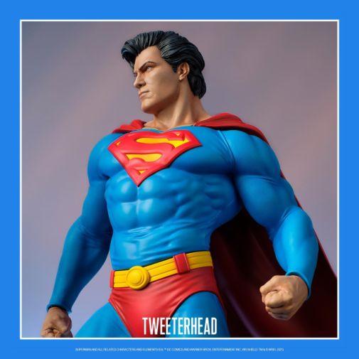 Tweeterhead - Superman - Maquette - 04