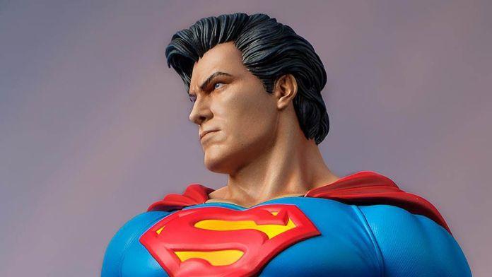 Tweeterhead - Superman - Maquette - Featured - 01