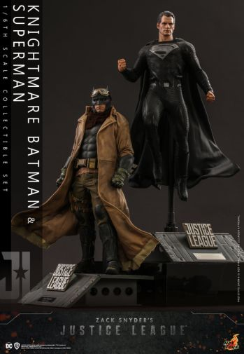 Hot Toys - Zack Snyders Justice League - Two-Pack - 04