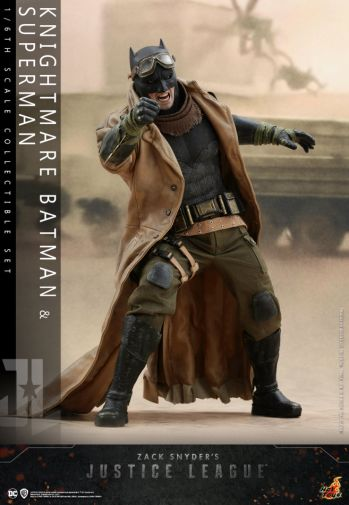 Hot Toys - Zack Snyders Justice League - Two-Pack - 13