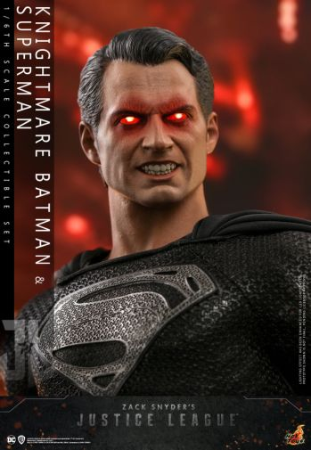 Hot Toys - Zack Snyders Justice League - Two-Pack - 30