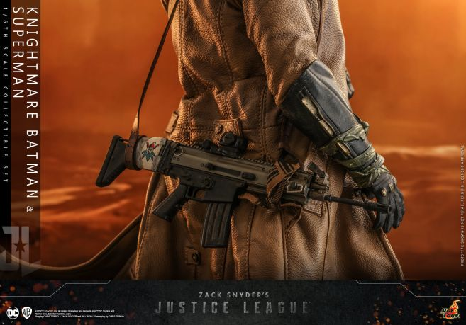 Hot Toys - Zack Snyders Justice League - Two-Pack - 35