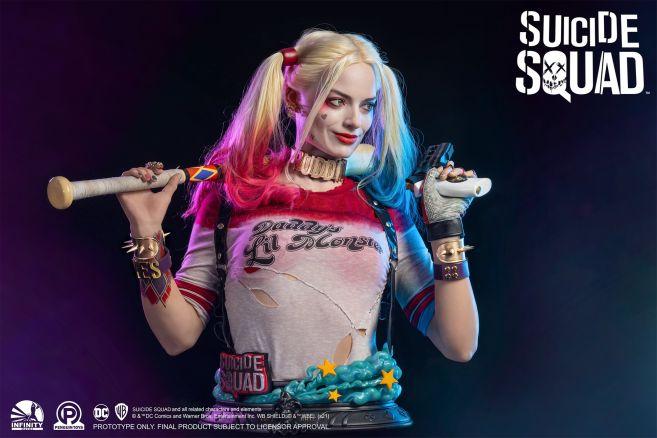Infinity Studio - Suicide Squad - Harley Quinn - 02