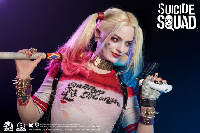 Infinity Studio - Suicide Squad - Harley Quinn - 03