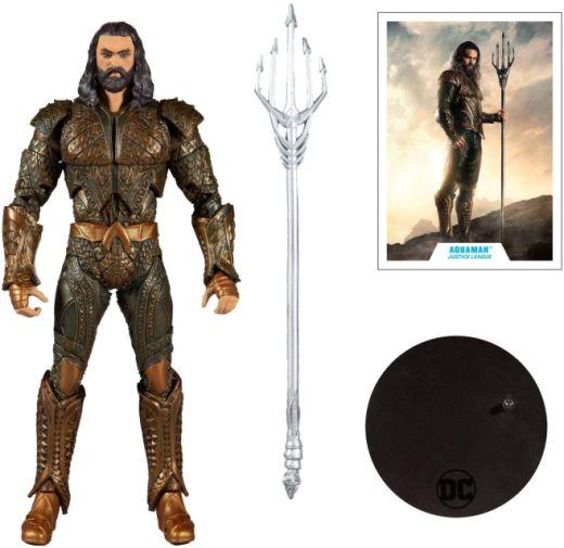 McFarlane Toys - DC Multiverse - Zack Snyders Justice League - Aquaman - 06