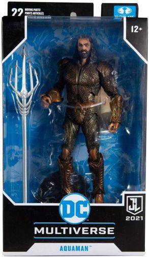 McFarlane Toys - DC Multiverse - Zack Snyders Justice League - Aquaman - 07