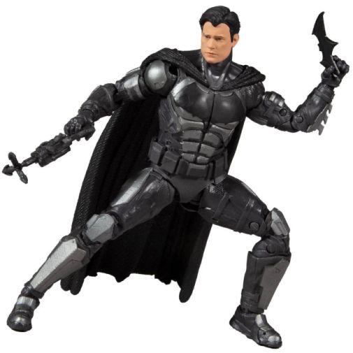 McFarlane Toys - DC Multiverse - Zack Snyders Justice League - Batman - Unmasked - 07