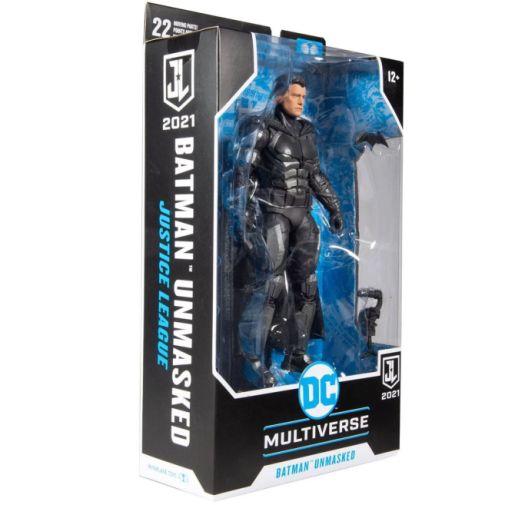 McFarlane Toys - DC Multiverse - Zack Snyders Justice League - Batman - Unmasked - 09