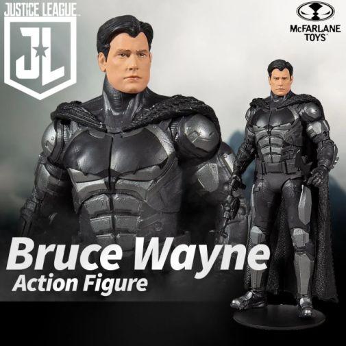 McFarlane Toys - DC Multiverse - Zack Snyders Justice League - Batman - Unmasked - 11