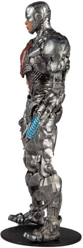 McFarlane Toys - DC Multiverse - Zack Snyders Justice League - Cyborg - 03
