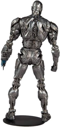 McFarlane Toys - DC Multiverse - Zack Snyders Justice League - Cyborg - 04