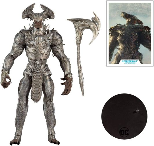 McFarlane Toys - DC Multiverse - Zack Snyders Justice League - Steppenwolf - 05