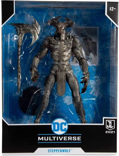 McFarlane Toys - DC Multiverse - Zack Snyders Justice League - Steppenwolf - 06