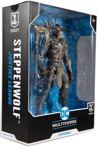 McFarlane Toys - DC Multiverse - Zack Snyders Justice League - Steppenwolf - 07