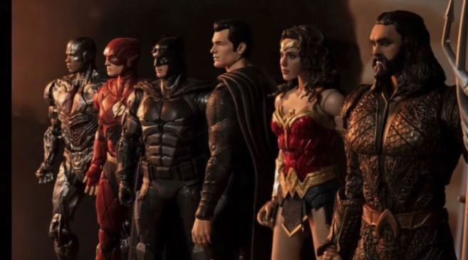 McFarlane Toys - Zack Snyders Justice League - Group Shot - 04