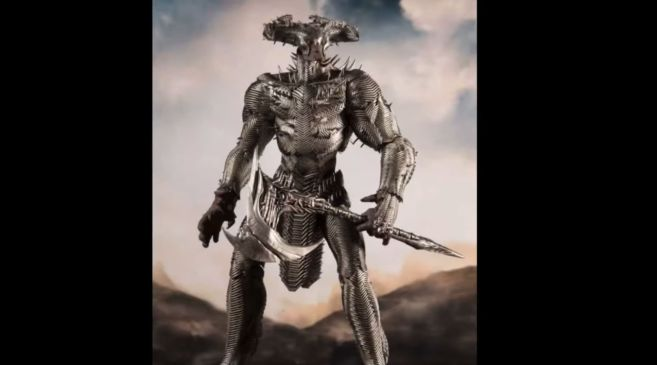 McFarlane Toys - Zack Snyders Justice League - Steppenwolf - 01